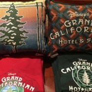 New Merchandise Debuts at Disneyland's Grand Californian Resort & Spa