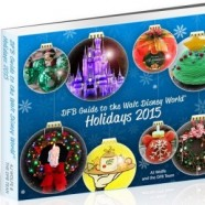 Grand Launch of the 'DFB Guide to the Walt Disney World Holidays 2015' E-book