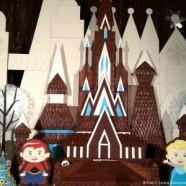 Gingerbread Displays Up at Walt Disney World Resort Hotels
