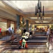 Disneyland Resort Announces Plans to Build a Fourth Disney-Themed Hotel