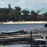 Fences Installed on Beaches at Walt Disney World Resort Hotels