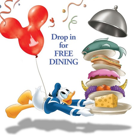 FREE Dining and More Vacation Package Deals Announced for the Summer at Disney World