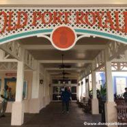 New Restaurants, Lobby, and Retail Location Now Open at Disney's Caribbean Beach Resort