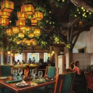 New Artist Rendering Released for Storybook Dining with Snow White